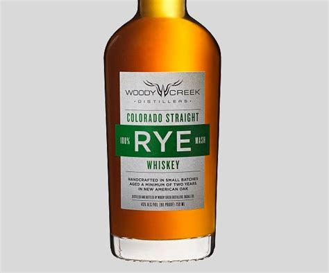 Creek Rye Review by Woody Creek Colorado Rye Whiskey Review