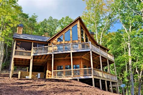 Blue Ridge Luxury Cabin Rentals by Blue Ridge Mountains Usa Family 3