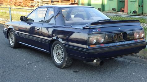 jdm nissan skyline nissan skyline hr31 gts r for sale in jdm expo