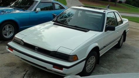 auto air conditioning service 1986 honda prelude navigation system buy used 1986 honda prelude 2 0 si glows in the dark spunky little car in nice condition in