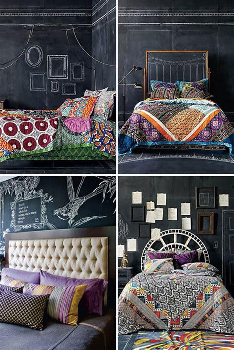 chalkboard bedroom wall ideas 2 headboard
