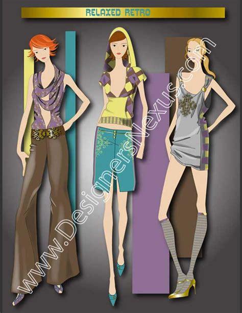 fashion portfolio layout exles v25 digital fashion drawing exle designers nexus