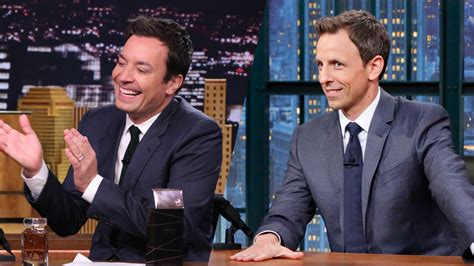 tv series tv news late night tv tv recaps latenight ratings nbc s jimmy fallon seth meyers win