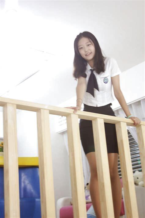 Amateur Asians Korean Teen Photoshoot Part