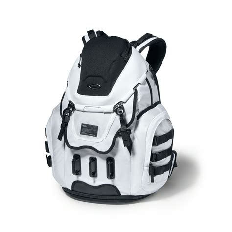 oakley kitchen sink backpack in white oakley
