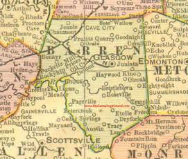 kentucky map glasgow 42 best blast from the past images on