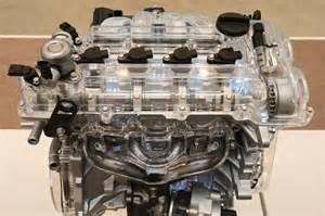 2 0 Hyundai Engine Hyundai Unveils Two New Powertrains 1 6 Liter Turbo
