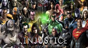 Injustice mobile 2 0 categorizing every card fighter amp power rankings
