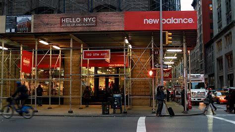 rubber st store nyc new balance launches new us574 customization experience in