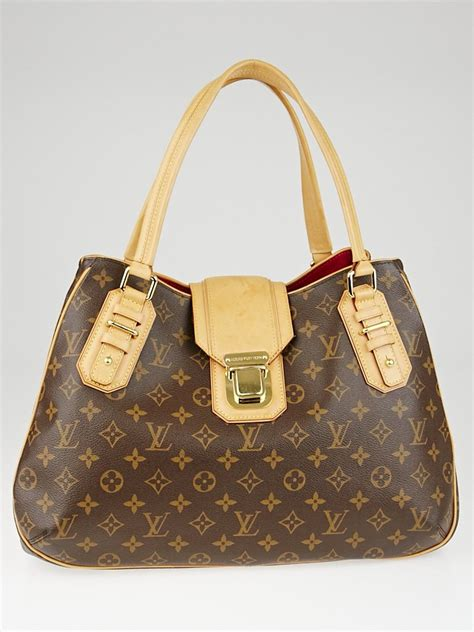 Louis Vuitton Griet Or Dont Griet louis vuitton monogram canvas griet bag yoogi s closet