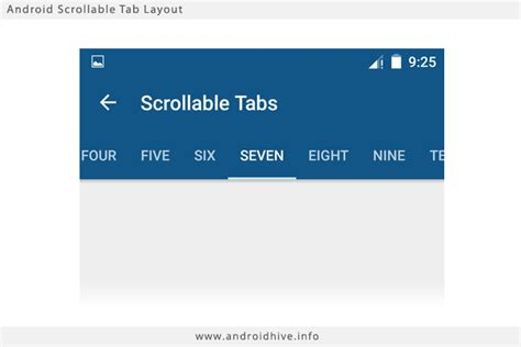 xamarin android tab layout android material design working with tabs