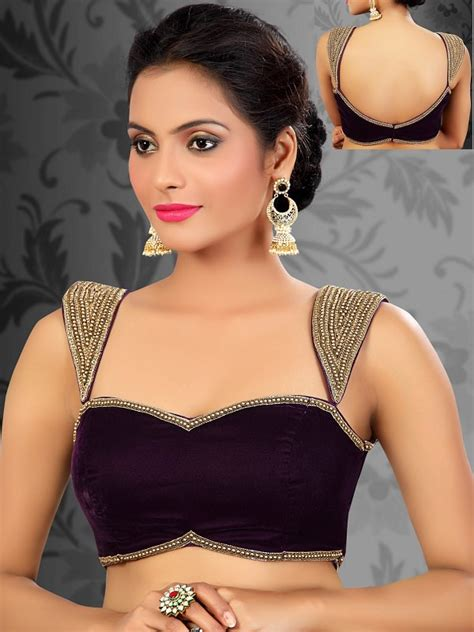 Different Is Beautiful Blouse 12 modern saree blouse designs should in