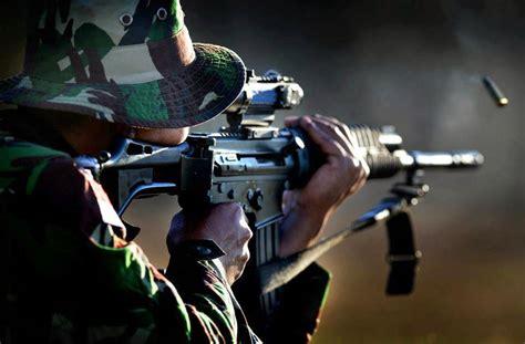 detik internasional indosoldier detik detik senjata pindad kejutkan dunia