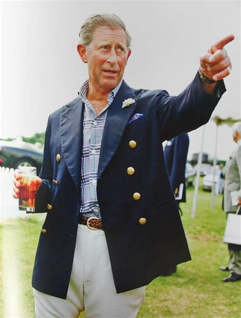 Prince Charles Wardrobe by Icons Of Style Prince Charles