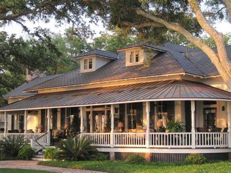 low country house plans with wrap around porch amerykańskie domy podmiejskie czy mogą być inspiracją