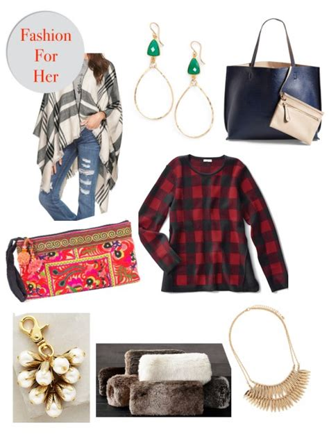 holiday gift guide fashion gifts confettistyle