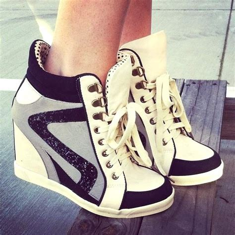 Converse Sepatu Sporty fashion tips sneaker wedges for to appear more fashionable inspirationseek