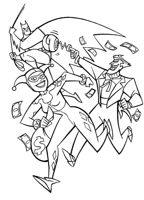 harley quinn coloring pages harley quinn coloring pages to and print for free