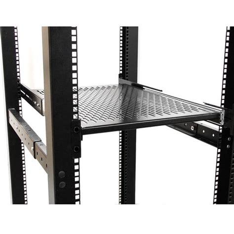 Rack Server Accesories Adjustable Foot Set Of 4 Server Rack Cabinet Shelf Startech