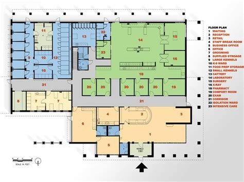 veterinary floor plans veterinary floor plan yukon hills animal hospital