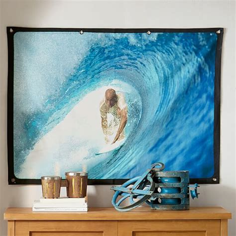 canvas wall murals slater eco canvas wall mural shortboard pbteen