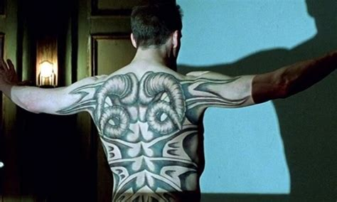 tattoo red dragon movie most memorable tattoos featured in movies geektyrant