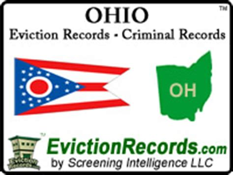 Eviction Criminal Record Ohio Criminal Records Ohio Tenant Eviction Record Search