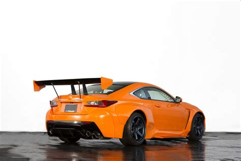 lexus rc modified custom lexus gs f and rc f at sema