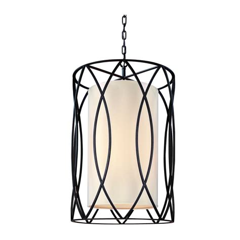 Troy Lighting Sausalito Pendant Troy Lighting Sausalito 8 Light Bronze Pendant F1288db The Home Depot