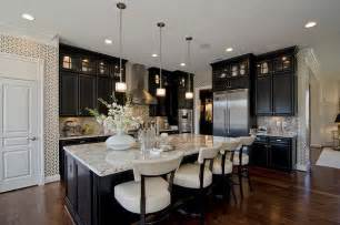 Kitchen Ideas With Black Cabinets by Black Kitchen Cabinets Ideasdecor Ideas