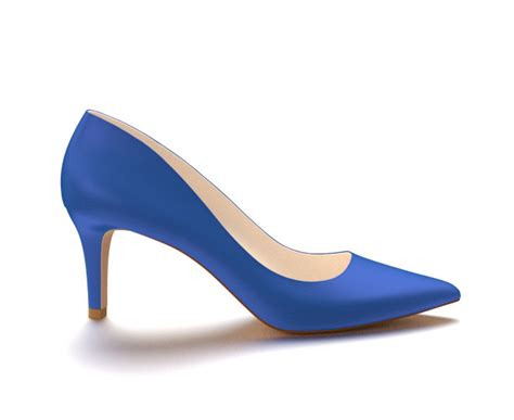 blue high heel blue high heels design your own shoes of prey