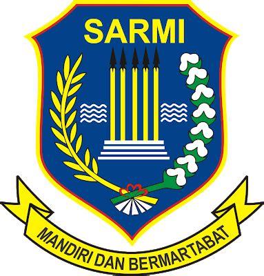logo kabupaten sarmi kumpulan logo indonesia