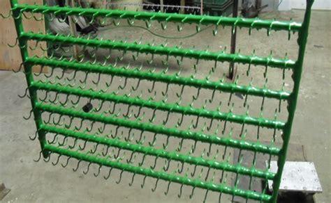 Plating Racks by Plastisol Plating Racks Terawatt Specialist In Rubber