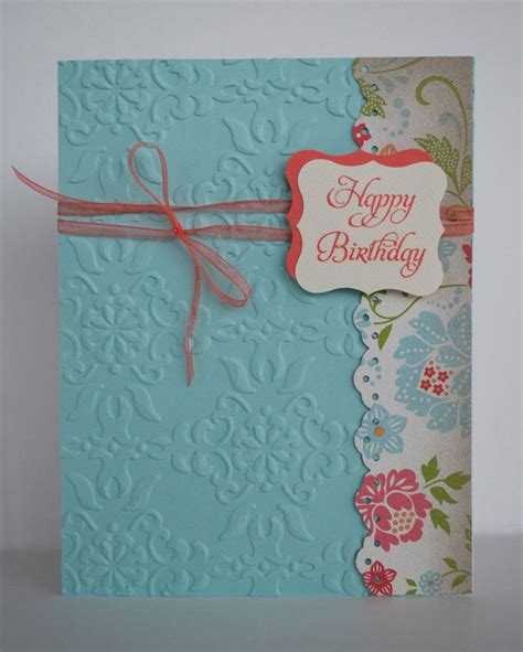 handmade card stin up card ideas