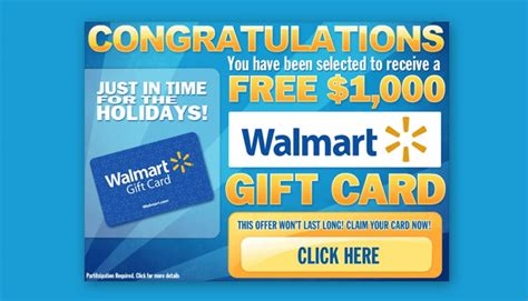 Free Gift Cards Walmart - everything you need to know about the quot free walmart gift card quot scam