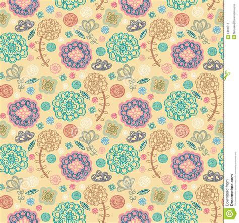 design pattern used in spring spring floral design pattern stock image image 24332711