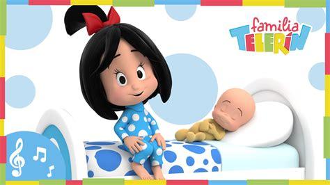 imagenes de la familia telerin con frases familia teler 237 n vamos a la cama canciones infantiles