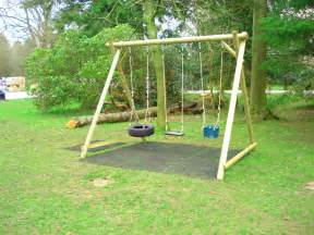 Swing With Garden Play Swings Page 1 Caledonia Play