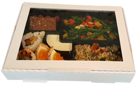 Katering Box Bento food on the go trend 2017 bento beautiful bunzl innovate