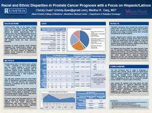 Interim Report Template prostate cancer research