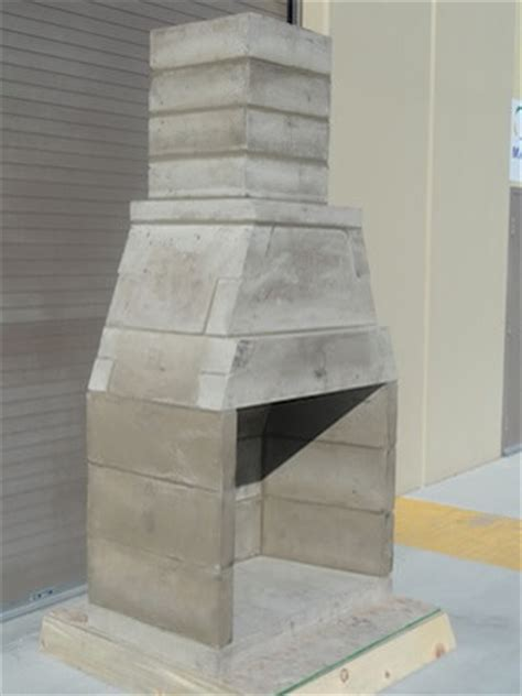Modular Outdoor Fireplaces - modular outdoor fireplace kit masonry outdoor fireplace