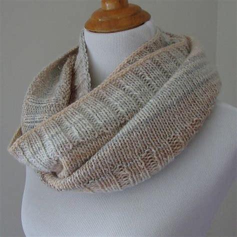 knitting pattern ribbed scarf ribbed infinity scarf by bethtgood craftsy