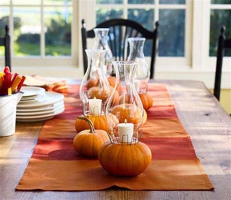 decoration ideas for fall 30 ideas for thanksgiving decorating in eco style turning