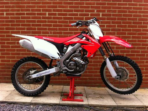 dirt bike motocross honda crf 250 motocross bike 2012