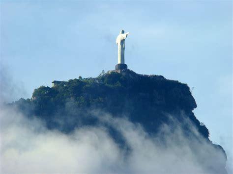 statue  christ   hill  malaysia image  stock