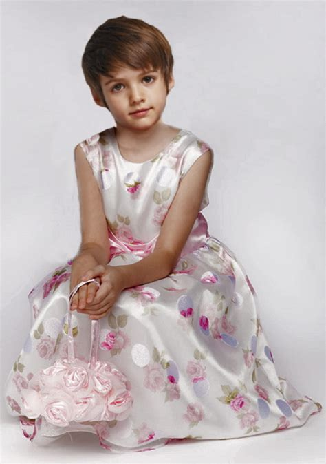 dainty little sissy boys in dresses i am beginning to like this being a little girl thingie