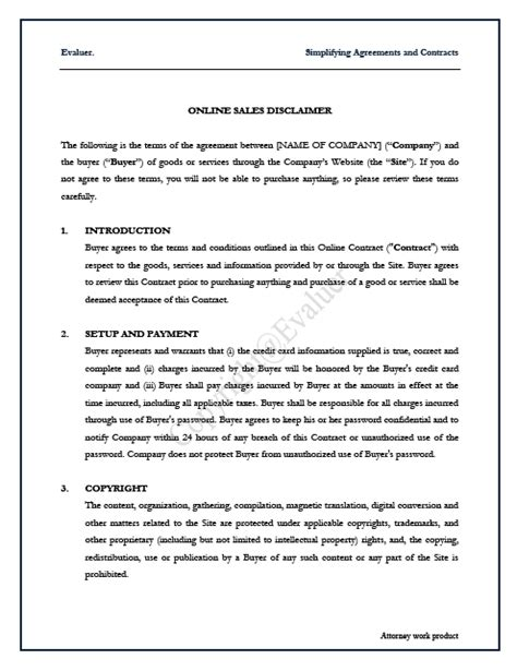 disclaimer agreement template business agreement sles i startup agreements i