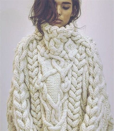 chunky knits 25 best ideas about chunky knits on chunky