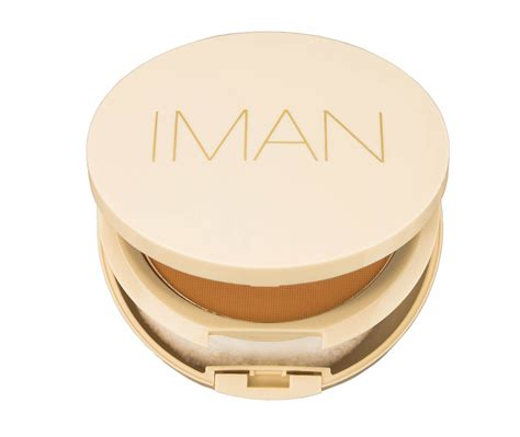 iman response blotting pressed powder light medium amazon com iman cosmetics second to none stick