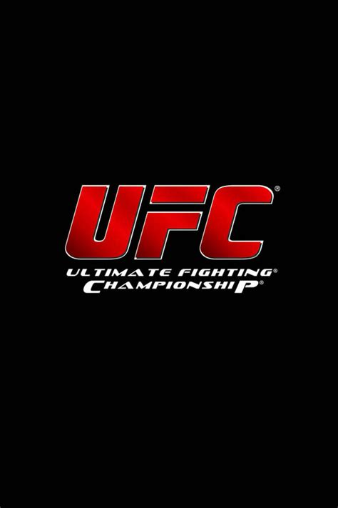 ufc wallpaper iphone hd ufc logo iphone 4 wallpaper sports background picture